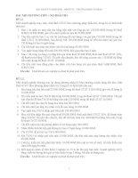 bài tập kế toán tài chính dh bách khoa