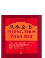 PHONG THỦY TOÀN THƯ