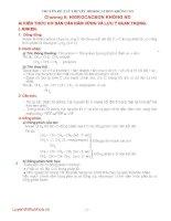 chủ đề 3 - lý thuyết phương pháp và bài tập hidrocacbon khong no
