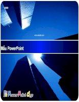 slide powerpoint đẹp thuyết trình office 2003 -2010
