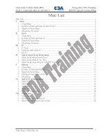 Chương 2 - Linh kiện điên tử CDA Training