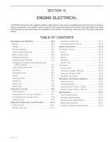 daewoo matiz 2000-2013 engine electrical 1-18 - hệ thống điện động cơ trang 1-18 trên xe matiz đời 2000-2013