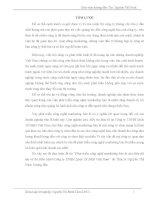 """Phát triển công nghệ marketing bán lẻ của Siêu thị mẹ và bé Bibo Mart-Công ty TNHH Quốc Tế B&B Việt Nam"""""""