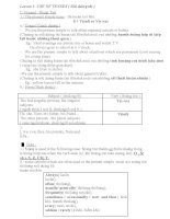 tài liệu bồi dưỡng học sinh giỏi lớp 8 và 9 môn tiếng anh tham khảo