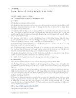 BÀI GIẢNG KẾT CẤU THÉP 22TCN272-05