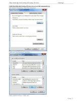 Thực hành lập trình hướng đối tượng với Java Chương 1