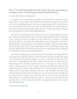 Câu hỏi ôn tập môn kinh tế thương mại (học phần 1) và hướng dẫn trả lời