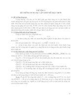 Chương 2 hệ thống dung sai lắp ghép bề mặt trơn