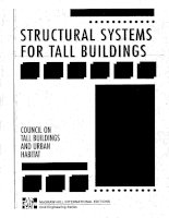 Structural systems for tall buildings - McGRAW HILL