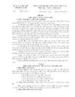 quy hoạch xây dựng nông thôn mới xã Bản Ngoại, huyện Đại từ, tỉnh Thái Nguyên