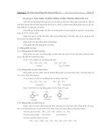 chương 2 các hiện tượng đồng phân trong hóa hữu cơ