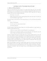 chương 6 xử lý vùng phân tích dữ liệu