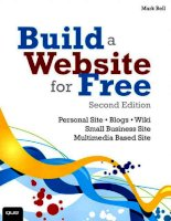 build a website for free [electronic resource]