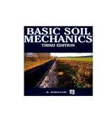 Cơ học đất   Basic soil mechanics