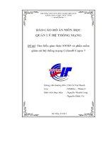 phần mềm giám sát hệ thống mạng colasoft capsa 7   luận văn, đồ án, đề tài tốt nghiệp