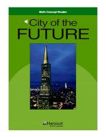 Math Concept Reader MCR g5 city of the future