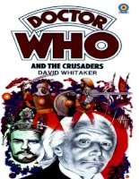 doctor who and the crusaders (doctor who)