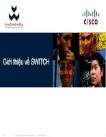 Giới thiệu về Switch