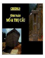 Thiết kế cầu bê tông cốt thép - Chương 9