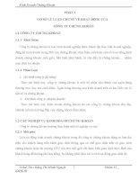 bài thảo luận THỰC TRẠNG HOẠT ĐỘNG KINH DOANH CỦA CTCP CHỨNG KHOÁN PHÚ HƯNG