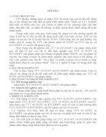 Tự ý thức về hành vi phạm tội và hành vi chấp hành hình phạt tù của phạm nhân (2)