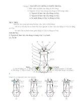 nguyên lý làm việc của động cơ đốt trong 2 kỳ và 4 kỳ