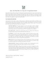 Quy Tắc Đạo Đức Và Ứng Xử Trong Kinh Doanh