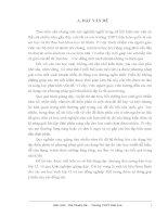 Lý thuyết điện phân và hướng dẫn giải bài tập điện phân trong đề thi đại học, cao đẳng.
