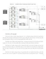 Giải BTL1 - BT lọc dầu - Quy hoạch và phát triển hệ thống năng lượng - 20122