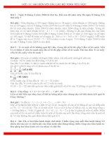 150 bài toán tiểu học Câu lạc bộ các bài toán hay và khó