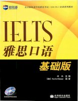 Essential speaking 4 IELTS for reference