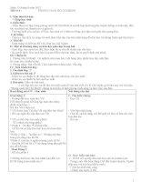 Giáo án môn Ngữ Văn 9