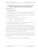 LUẬN VĂN THẠC SĨ CẦU ĐƯỜNG NGHIÊN CỨU LỰA CHỌN KẾT CẤU VÀ CÔNG NGHỆ THI CÔNG KẾT CẤU NHỊP DẪN BT DỰ ỨNG LỰC CHO CẦU GIAO THÔNG NÔNG THÔN TỈNH AN GIANG