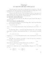 Tài liệu Môn tấm và vỏ  - Chương 5 Lý thuyết mô ment tổng quát