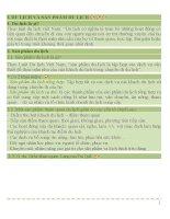 hướng dẫn xây dựng sản phẩm du lịch