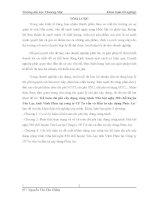 ĐỀ TÀI:  KẾ TOÁN CHI PHÍ XÂY DỰNG CÔNG TRÌNH NHÀ HỘI NGHỊ 350 CHỖ HUYỆN YÊN LẠC TỈNH VĨNH PHÚC TẠI CÔNG TY CỔ PHẦN TƯ VẤN VÀ ĐẦU TƯ XÂY DỰNG PHÚC AN