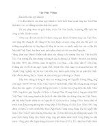 Bài thuyết minh: Làng Lụa Vạn Phúc