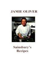 jamie oliver - sainsburys recipes