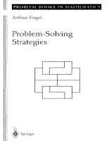 estrategias para resolver problemas-en inglés