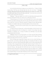 """""""Giải pháp marketing nhằm phát triển thị trường mặt hàng thời trang của website solo.vn thuộc Công ty cổ phần truyền thông Việt Nam trên khu vực Hà Nội"""""""