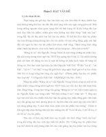 """Những phương pháp và biện pháp thích hợp để dạy học truyện ngắn """"Rừng xà nu"""" của Nguyễn Trung Thành ở lớp 12"""