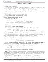 Chuyên đề Este Lipit  luyện thi đại học