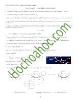 Chuyên đề lý thuyết cacbonhidrat