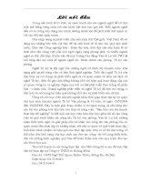 Báo cáo thực tập Nghiệp vụ Thư ký văn phòng của công ty TNHH in Hoàng Minh