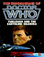 the companions of doctor who turlough and the earthlink dilemma
