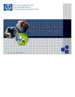 công cụ và quy trình phát triển phần mềm