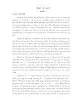tìm hiểu vai trò sinh kế của sản xuất rau ở xã quảng thành – huyện quảng điền – tỉnh thừa thiên huế