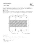 tài liệu kết cấu bê tông (tiếng anh)