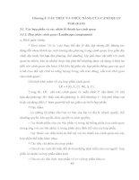 Đề cương bài giảng học phần Cơ sở cảnh quan học: Phần II
