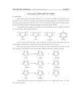 chương 8 hợp chất dị vòng